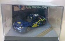 VITESSE 1:43 Subaru Impreza WRC #7 P.Solberg     Rally Messico 2007   ART  43125