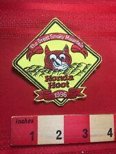 1996 Version Honda Hoot Great Smoky Mountains Motorcycle Biker Patch Owl 76T2