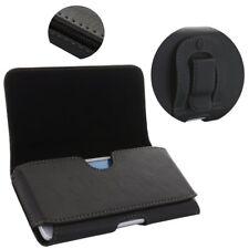 Ceinture Sac Horizontal Latéral Sac Case pour Blackberry Keyone