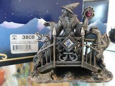 Myth and Magic - 3808 Keeper of the Magic Bridge - V Rare Tudor Mint Wizard BOX