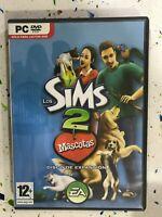 Die Sims 2 Haustiere CD aus / Von Expansion EA Spiele IN Spanisch Am