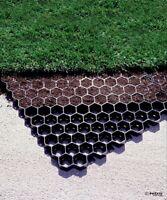 Plastic Paver Panel Grass and Gravel