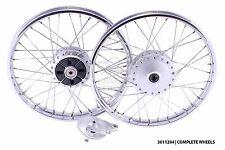 Superior quality wheels honda C50 C65 C70 Passport C90 C100 C102 C105 CM90 CM91