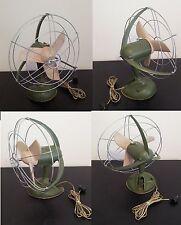 Ventilatore Ercole Marelli Tipo 404 anni '50 Vintage funzionante restaurato