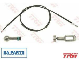 Cable, parking brake for AUDI SEAT TRW GCH3010