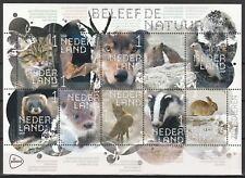 Nederland 2019 Vel Beleef de Natuur Zoogdieren