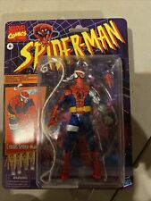 Marvel Legends Cyborg Spider-Man Retro Action Figure Target Exclusive 2020