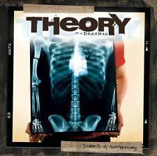 Scars & Souvenirs - Theory Of A Deadman (2008, CD NIEUW) Explicit Version