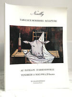 Catalogue Di Vendita Neuilly Lavagna Moderno Scultura 11 Mai 1990