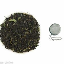 Tulsi Green Tea Dried Holy Basil With FREE INFUSER Loose Leaf Chai # FL 10