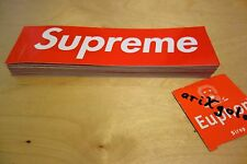 Supreme Box Logo Sticker Bogo