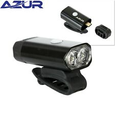 Azur Fusion USB 400 Lm Bicycle Front Head Light (AL400HL)