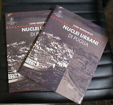 Nuclei Urbani di Puglia - Luigi Mongiello - Edizioni Adda - Città e luoghi