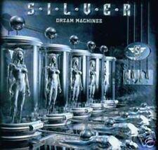 SILVER-Dream Machines             HR Supergroup         Rare CD!!