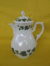 Hutschenreuther Weinlaub COFFEE POT (Grape Leaves) have more items to this set