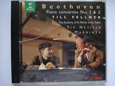 3813 Beethoven - Piano Concertos 3+2, Till Fellner, Neville Marriner CD album