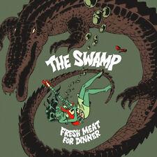 "THE SWAMP FRESH MEAT FOR DINNER FACE CACHEE RECORDS 12"" LP VINYLE NEUF NEW VINYL"