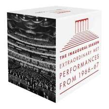 The Metropolitan Opera - The Inaugural Season: Extraord NEW CD