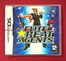 Nintendo DS Game elite Beat Agents