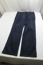 J7632 Wrangler Texas Stretch Jeans W36 L34 Maritimblau  Sehr gut