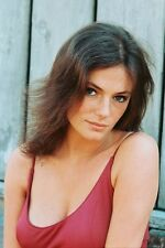 Jacqueline Bisset Sexy Pose Huge Cleavage Skimpy Red Dress 1970 11x17 Poster
