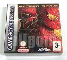 Gioco Nintendo Gameboy Advance GBA SPIDER-MAN 2 L'UOMO RAGNO Activision 2004