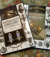 THE PARIS SALONS 1895-1914 Vol. 1 & 2  New by Duncan Alastair, Nouveau Jewellery