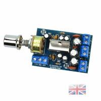 AC5-9V DC5-12V TEA2025B 2.0 Stereo Dual Channel 3W+3W Mini Audio Amplifier Board
