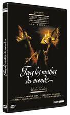 DVD *** Tous les matins du monde *** d'Alain Corneau avec Gérard Depardieu