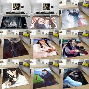 The Untamed Wang Yibo Xiaozhan Soft Carpet Mat Living Room Floor Bedroom RugMDZS
