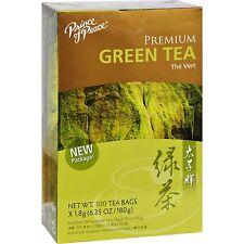 New ! Prince Of Peace Premium Green Tea - 100 Tea Bags Individual Wrapped