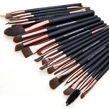 Pro 20pcs Makeup Brush Set Powder Foundation Eyeshadow Eyeliner Lip Brushes Tool