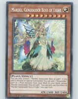 Yugioh MYFI-EN027 Mardel, Generaider Boss of Light (Secret Rare 1st)