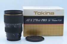 As-is TOKINA AT-X PRO 28-70mm F/2.8 For MINOLTA/SONY 117086