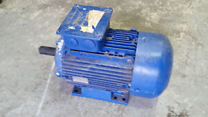 Marelli Motori 6209-Z-C3 18.5kw 3 phase electric motor - unused CE approved