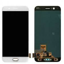 Oppo R11 LCD and Touch Screen Assembly  white