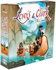 Lewis and Clark: The Expedition Board Game Ludonaute BRAND NEW ABUGames