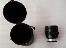Elmoscope II 2x Anamorphic Lens + anamorphot clamp (better optics than Kowa 16H)