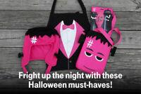 T-Mobile Halloween kit NEW! Costume, Apron + more, Thankenstein RARE PROMO!