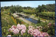 England Italian Garden In the Spring Bournemouth - unposted
