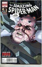 Amazing Spider-Man #698-2013 vf VARIANT Cover Doctor Octopus Dan Slott