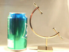 One Quality LARGE Sized Brass CALIPER Display Stand! for Meteorites and More!!