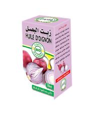 Huile d'Oignon BIO 100% Pure 30ml Onion Oil, Olio di Cipolla, Aceite de Cebolla