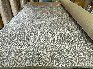 80% WOOL TOP QUALITY  WOVEN AXMINSTER AREA RUG/CARPET MAT 200cm x 376cm