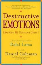 Destructive Emotions a Scientific Dialogue With The Dalai Lama 9780553381054