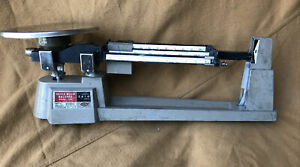 Ohaus Triple Beam Balance Scale Model 700 With 2610 Grams Capacity