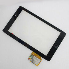 OEM For Acer Iconia Tab A100 A101 New Front Outter Black Touch Screen Panel  NEW