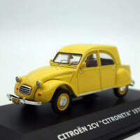 IXO 1:43 Chile CITROEN 2CV Citroneta 1970 Car Diecast Toys Models Collection