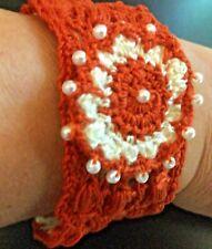 Cuff Bracelets crochet