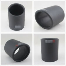 1*Outlet 89mm Matte 100% Real Carbon Fiber Car Modified Refit Exhaust Pipe Cover